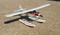 Name: Plane on driveway.jpg