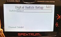 Name: 13 selecting switch.jpg Views: 11 Size: 48.0 KB Description: Scroll to Select and choose Switch D.