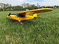Name: Sport Cub at park 4-17.JPG