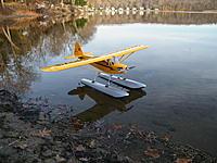 Name: J3 on Floats.jpg Views: 74 Size: 277.8 KB Description:
