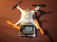 Name: IMG_5621.jpg Views: 71 Size: 93.4 KB Description: this is the real flight weight: 37,21g it flies really precise and has enough power with a 25C 8.5g cell. ... and I`ll save 4 g with the 0.6mm version!