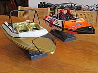 Name: Jetboats_almost done.jpg Views: 88 Size: 197.4 KB Description: 2 new NQD JetBoats almost ready