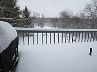 Name: March_11_snow.jpg Views: 35 Size: 178.7 KB Description: Supposed to be a river to boat in out there!!!