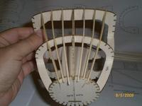 Name: AIRPLANE 011.jpg Views: 127 Size: 54.8 KB Description: Dry fit of upper stringers.