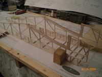 Name: AIRPLANE 039.jpg Views: 135 Size: 59.9 KB Description: Fuselage sides at turned upside down before joined together.