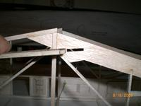 Name: AIRPLANE 043.jpg Views: 130 Size: 48.5 KB Description: Remember the F2 1/8 balsa/ply laminate. See the slot on FS1. It is undersized. I had to trim the slot to 1/8 thick.
