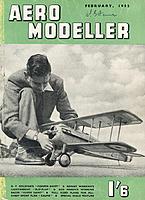 Name: AEROMODELLER COVER. FEBRUARY 1952.jpg Views: 456 Size: 188.1 KB Description: