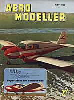 Name: AEROMODELLER COVER MAY 1960.jpg Views: 331 Size: 223.6 KB Description: