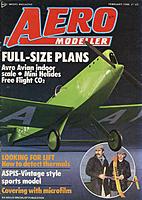 Name: AEROMODELLER COVER FEBRUARY 1986.jpg Views: 305 Size: 194.8 KB Description: