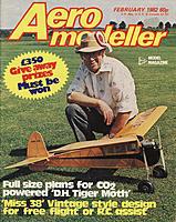 Name: AEROMODELLER COVER FEBRUARY 1982.jpg Views: 248 Size: 303.2 KB Description: