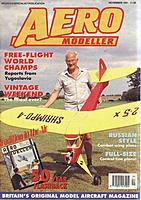 Name: AEROMODELLER COVER NOVEMBER 1991.jpg Views: 225 Size: 234.5 KB Description: