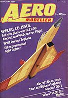 Name: AEROMODELLER COVER FEBRUARY 1985.jpg Views: 273 Size: 194.9 KB Description: