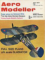 Name: AEROMODELLER COVER JULY 1971.jpg Views: 299 Size: 206.4 KB Description: