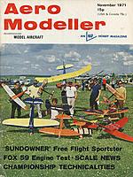 Name: AEROMODELLER COVER NOVEMBER 1971.jpg Views: 187 Size: 300.1 KB Description: