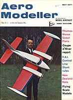 Name: AEROMODELLER COVER MAY 1971.jpg Views: 168 Size: 198.6 KB Description: