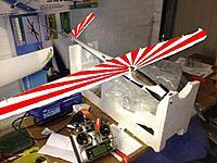Name: BlazeBursted.jpg Views: 125 Size: 120.1 KB Description: Blaze wing dressing (less the blue side stripe)