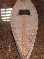 Name: IMG_0149.jpg Views: 773 Size: 151.1 KB Description: First venner plank in postion for deck veneer.