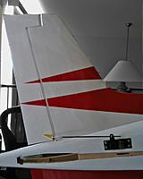 Name: Rudder.jpg Views: 510 Size: 209.3 KB Description: Installed per manual.