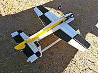 Name: YAK-54 bottom view.jpg Views: 193 Size: 148.9 KB Description: The underside was an easy choice.