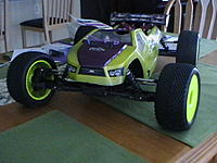 Name: IMGA0083.jpg Views: 66 Size: 117.2 KB Description: My Losi 8ight-T 2.0 I race it I currently have a Tekin Motor and ESC and i use a 4s 5000mah Lipo in it