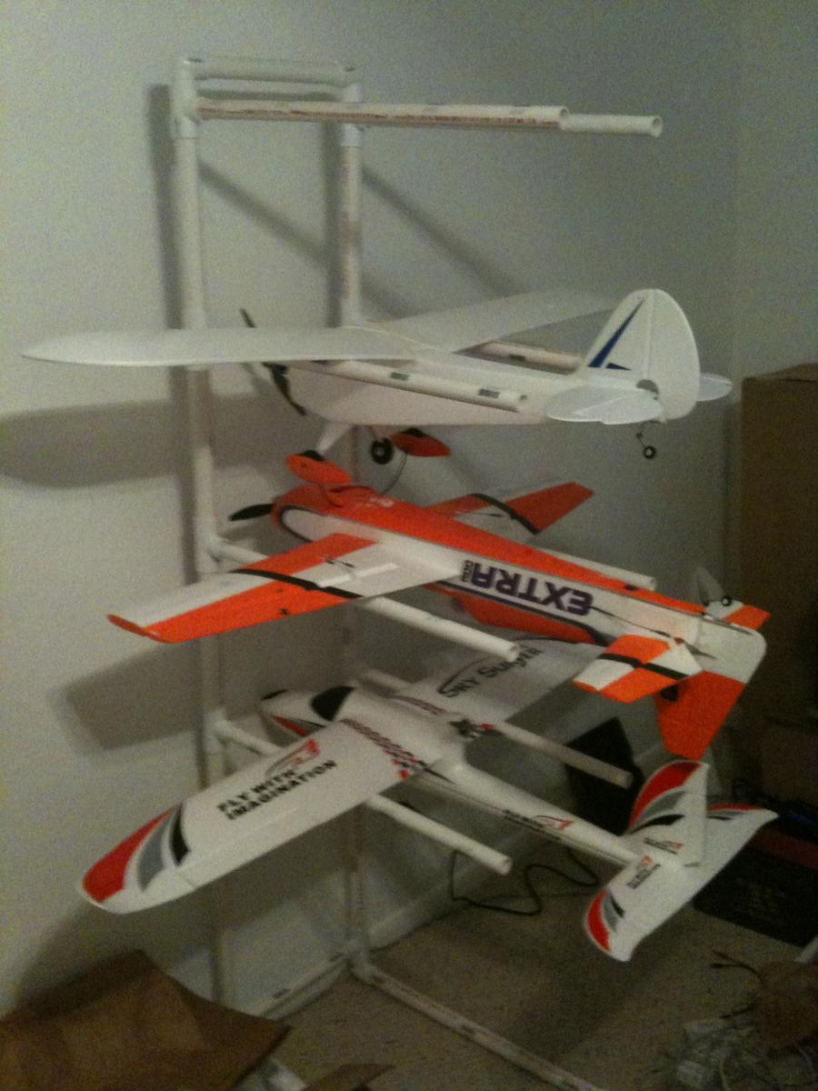 Post A Photo Of Your Aircraft Storage Unit Page 2 Rc