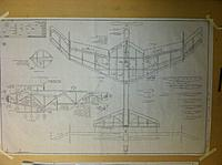 Name: XP-55 Plans.jpg Views: 169 Size: 259.6 KB Description: These are my hand-drawn plans that I drew to convert the FF glider to a 4 channel RC plane, built out of balsa and covered in silkspan.