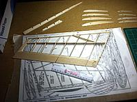 Name: Arrowhead port wing.jpg Views: 76 Size: 515.8 KB Description: I added one additional rib to the root, just because most of the new segment will be inside the fuselage