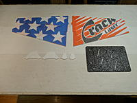 Name: DSC04318.jpg Views: 129 Size: 422.1 KB Description: Wing Components. Stars and Stripes should make for easy orientation