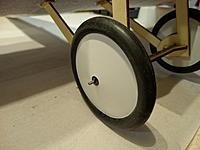 Name: DSC05301.JPG Views: 42 Size: 1.54 MB Description: Wheels installed