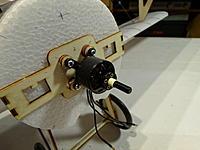 Name: DSC05303.JPG Views: 49 Size: 1.70 MB Description: Mount the Motor