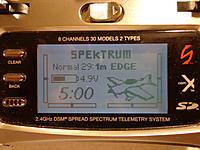 Name: DSC02652.jpg Views: 546 Size: 170.3 KB Description: Set up a new Model - zero all trims and sub-trims