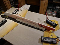 Name: DSC02695.jpg Views: 711 Size: 184.4 KB Description: Make sure the airframe is nice and flat for this process, double check for squareness again