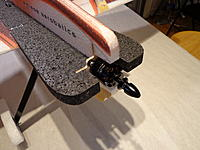 Name: DSC02750.jpg Views: 831 Size: 213.6 KB Description: Mount to the firewall with supplied wood screws