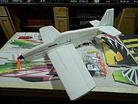 Name: DSC02265.jpg Views: 178 Size: 429.6 KB Description: The Mustang Proto... really been enjoying it. Will paint it up at some point