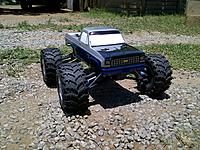 Name: BB memory card 018.jpg Views: 78 Size: 246.0 KB Description: Proline boddy and some nice scale rims and tires. Only for show!