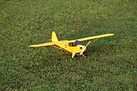 Name: PiperCub7.21.2013d.jpg Views: 28 Size: 304.2 KB Description: On the runway I fly from after flight #6.