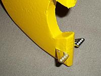 Name: Rebuild 112.jpg Views: 216 Size: 96.3 KB Description: Another view of the rudder horns.