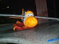 Name: nitroxgas 003.jpg Views: 197 Size: 130.7 KB Description: George's canopy  treatment on a Skysurfer!
