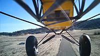 Name: CC004.jpg Views: 258 Size: 82.8 KB Description: On final at Crazy Creek glider port.