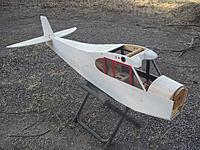 Name: CC60's H9 Super Cub 006.jpg Views: 158 Size: 1.17 MB Description: Trim stripped off but some residual junk still on her.