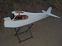 Name: CC60's H9 Super Cub 016.jpg Views: 164 Size: 702.0 KB Description: I'm going to give her a light priming then will spray the color coats, apply the graphics, then seal it all with polyurethane!