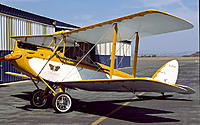 Name: DH.60GM Gipsy Moth NC236K 104.JPG Views: 165 Size: 415.7 KB Description: In it's history the aircraft was used in a Abbot & Castillo film and was badly damaged