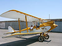 Name: DH.60GM Gipsy Moth NC236K 117.jpg Views: 162 Size: 1.03 MB Description: Gary's is painted in the original Moth Aircraft Corporation colors and pattern...