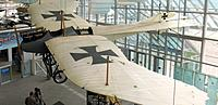 Name: Rumpler Taube - The Museum of Flight, Seattle, Washington 001.jpeg