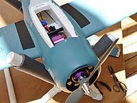 "Name: P1070704 (1024x768).jpg Views: 50 Size: 80.7 KB Description: ""Purple"" setup G-Force G15 motor and TowerPro 40A ESC"