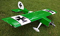 Name: Photo0734.jpg Views: 35 Size: 306.7 KB Description: Scratch Built Stick. 40 inch wingspan.