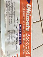 Price Reduced House of balsa Ultimate backyard flier 1/2 A stealth