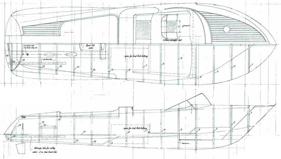 Boat Manual: Rc Boat Plans Riva