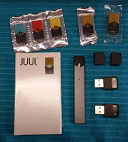 Juul vaporizer with 9 Juul pods - RC Groups