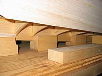 Name: boat on build fixture 1  083011.jpg Views: 279 Size: 172.6 KB Description: